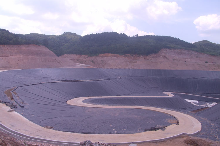 geomembrane-Mine-projects